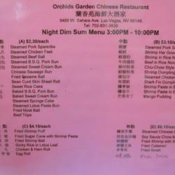 Orchids Garden Chinese Restaurant 700 Foton Dim Sum