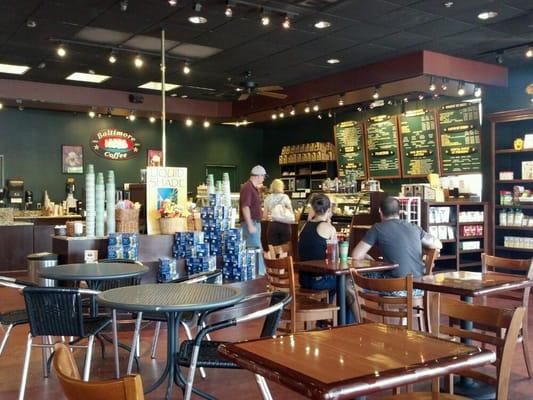 Baltimore Coffee & Tea - Coffee & Tea - Frederick, MD - Yelp