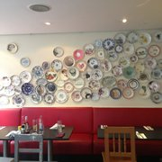 Inside of Blue Bird Cafe, Chelsea…