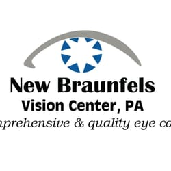 New Braunfels Vision Center, PA logo