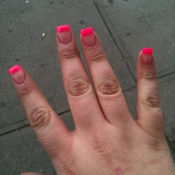 Lucky nail salon nail salons brooklyn ny yelp for 5th ave nail salon