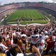 Estádio Cícero Pompeu de Toledo, São Paulo - SP