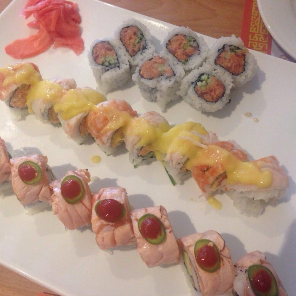 Tang dynasty 12 fotos sushi 638 n main st for North main motors leominster ma