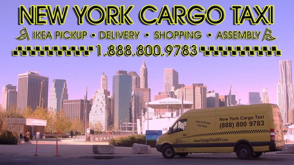 New york cargo taxi 31 photos d m nagement south - Avis new york ...