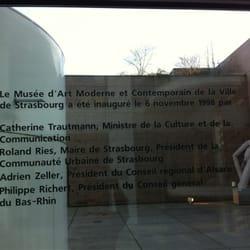 Musee d art moderne et contemporain mus e strasbourg avis photos yelp - Musee d art moderne et contemporain de strasbourg ...
