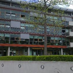 Commerzbank, Hamburg, Germany