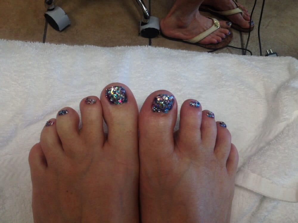 Glitter Toes Utah Glitter Toes a Fun