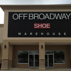 Off Broadway Shoe Warehouse - Greenville, SC, United States