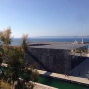 MuCEM - Marseille, France. Throwback 27 septembre 2014