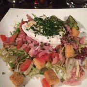 Salade coupe chou