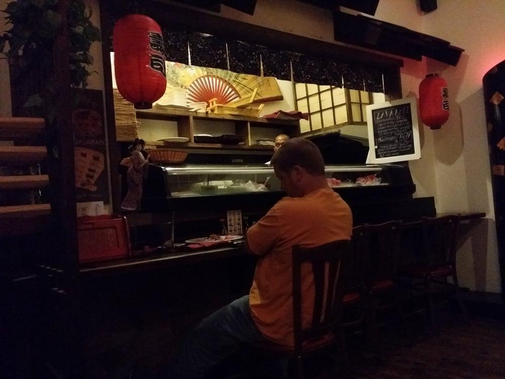 Kiku Japanese Steak House Japanese Topeka Ks Yelp
