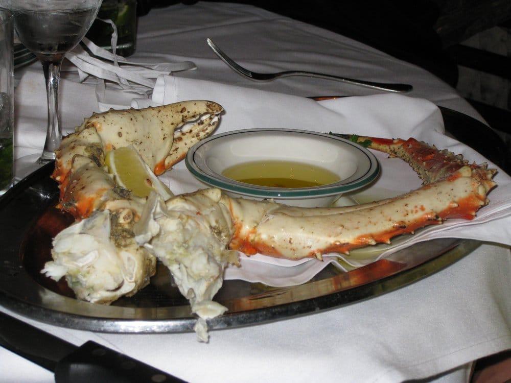 Giant King Crabs Giant Alaskan King Crab