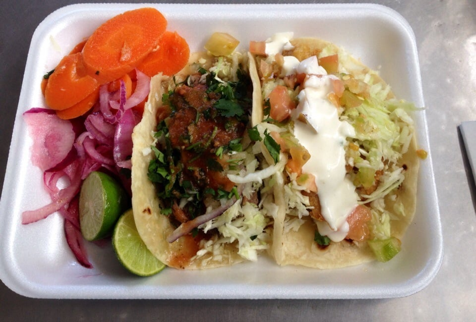 Taqueria pico de gallo mexican tucson az reviews for Fish grill pico