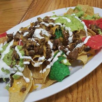 Nachos Mexican Food San Marcos Ca