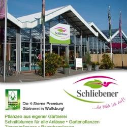 Gärtnerei Schliebener GbR, Wolfsburg, Niedersachsen