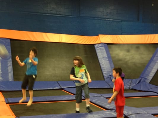 Oaks (PA) United States  city photos : ... Park Oaks Playing trampoline dodgeball. Oaks, PA, United States