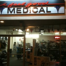 I Feel Good Medical Outlet Medical Supplies 1113 Texas St Fairfield Ca United States