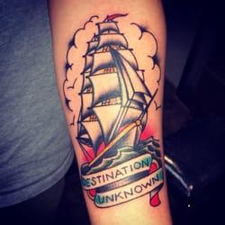 Cathedral tattoo company salt lake city salt lake city for Tattoo shops salt lake city utah