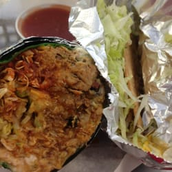 Killer Tacos - Kailua Kona, HI, United States. The Barnyard burrito, 3 ...