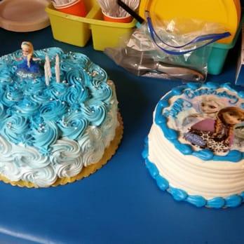 Frozen Birthday Cake San Jose