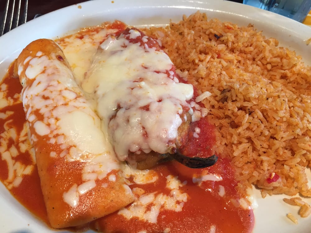Ridgeland (MS) United States  city images : Cazadores Ridgeland, MS, United States. Potato enchilada and chili ...