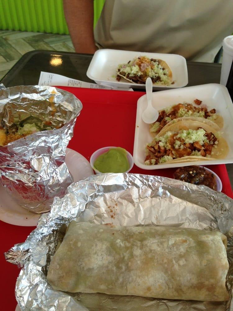 backyard taco mesa az united states papa loca vampiro tacos
