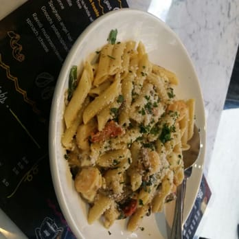 ... Penne Penne with tuna, artichokes, green beans, sun dried tomatoes