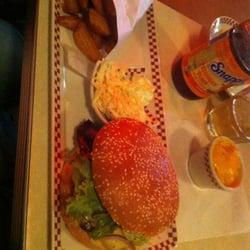 Angus Shack Burger