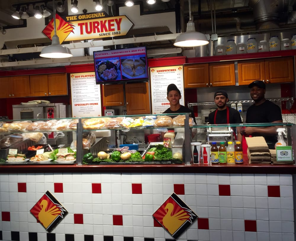 The Original Turkey - Philadelphia, PA, United States. The BEST customer service!