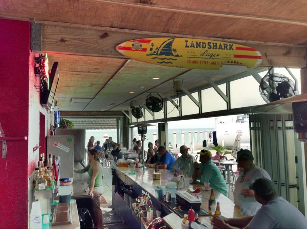 The old salty dog 169 photos seafood restaurants for Sarasota fish restaurants