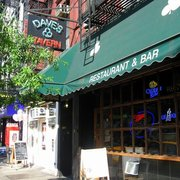Dave's Tavern - (photographed by Dave Hong) - New York, NY, Vereinigte Staaten