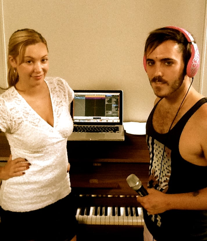 Old College Logos Voice Lessons by Paloma Teaching 24 Year Old From Cabrillo College