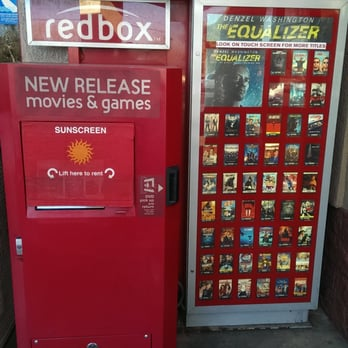 Not necessarily. Inventory is based on the rental habits of the customers at each location, and since discs can be returned to any Redbox location, inventory can get moved around from place to place.