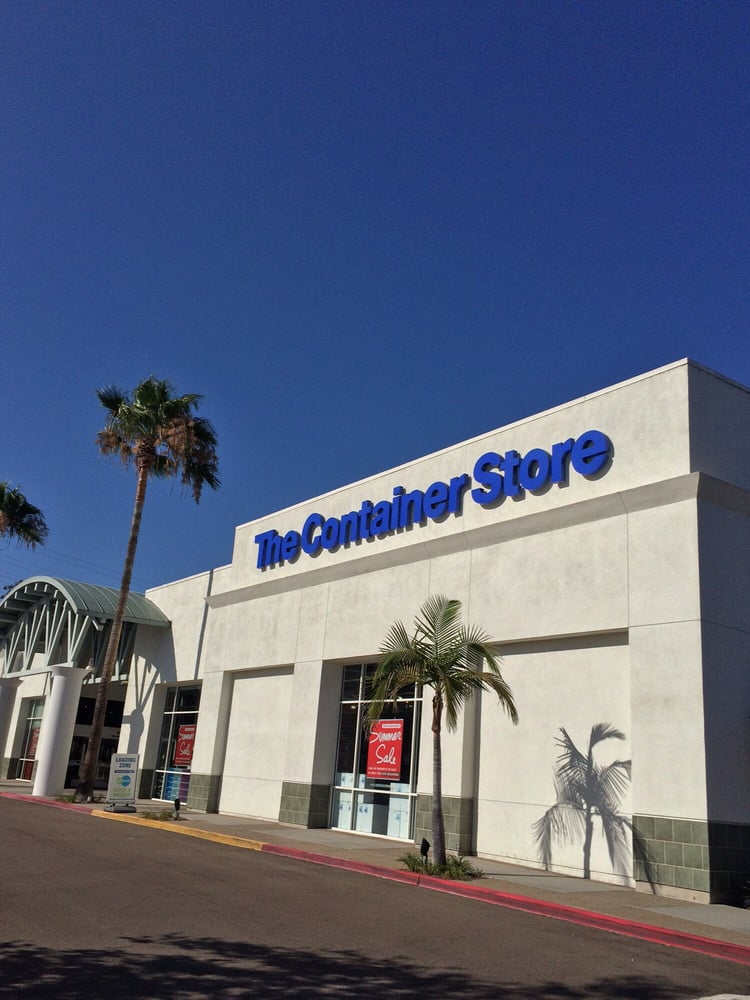 The container store 46 photos diy home decor san - Container homes san diego ...