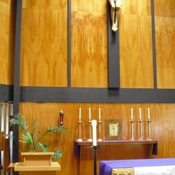 Franciscan Retreats - chapel - at the center of our complex - Prior Lake, MN, Vereinigte Staaten