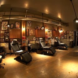Full circle tattoo 270 photos tattoo south park for Best tattoo shops in san diego