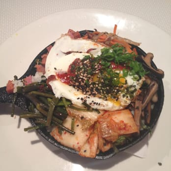Kimchi, Bacon And Shiitake Mushroom Pizza Recipes — Dishmaps