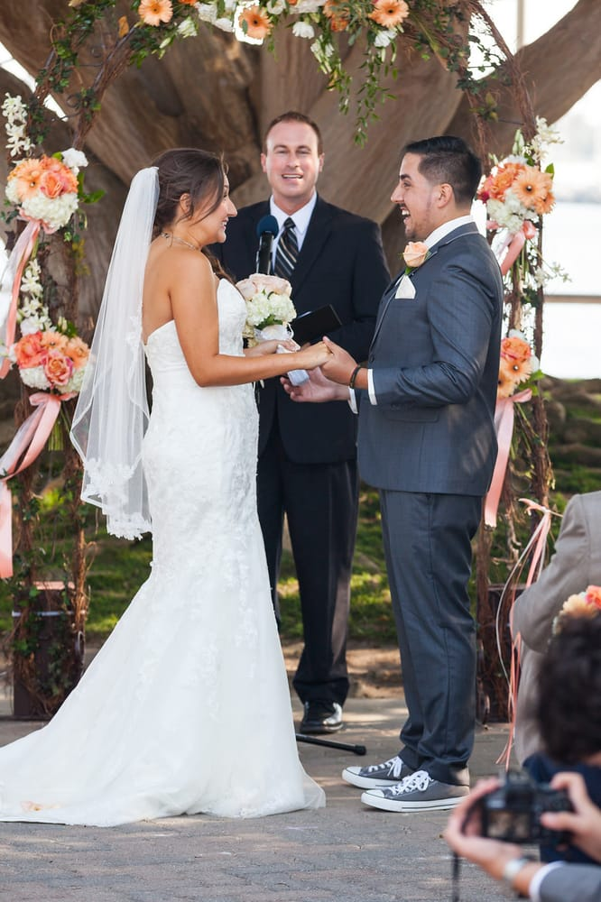 Tony Amp Vanessas Wedding In San Pedro CA With Pastor Jon Olson