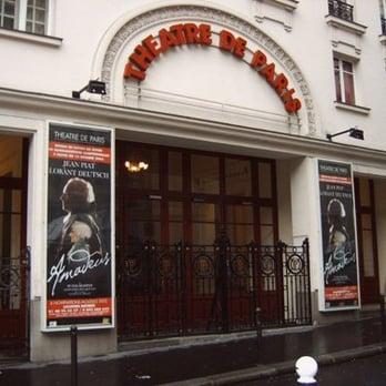 Cafe Th Ef Bf Bdatre De Paris