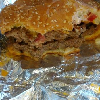 Burger - Toronto, ON, Canada. Yum yum, a 6 oz double banquet burger ...