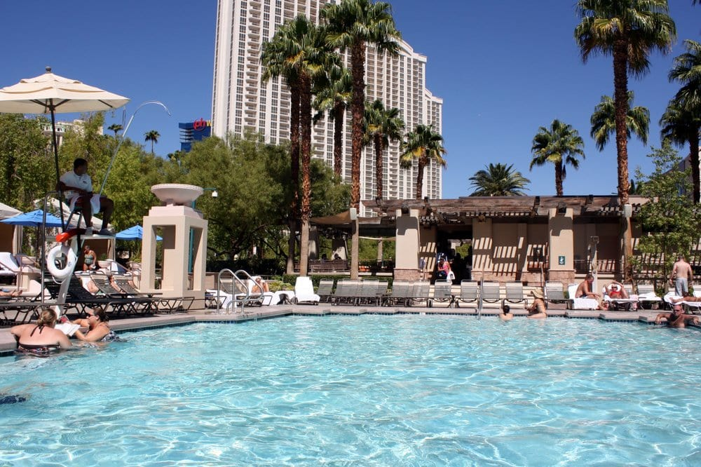 Grand Pool Complex 112 Photos Swimming Pools The Strip Las Vegas Nv Reviews Yelp