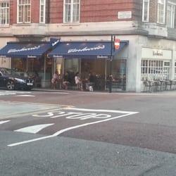 Carluccio's restaurant, Campden Hill…