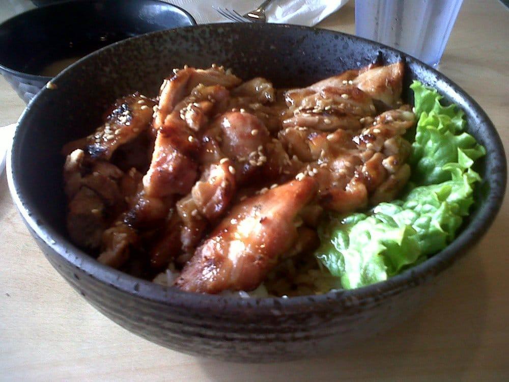 Chicken Teriyaki donburi | Yelp