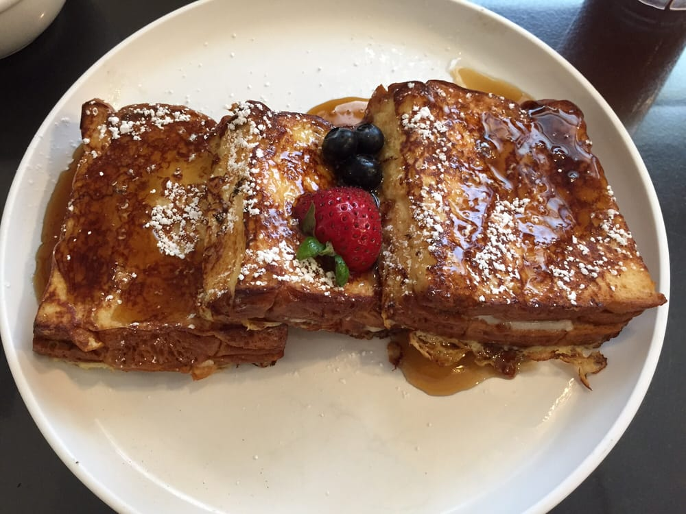 French Toast Stuffed With Blueberries And Cream Cheese Recipes ...
