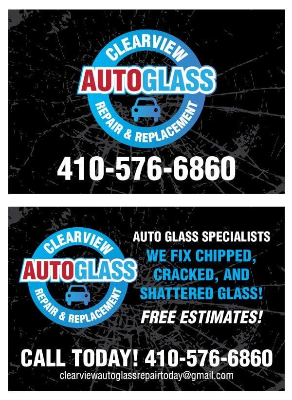 Auto Glass Repair Baltimore Md