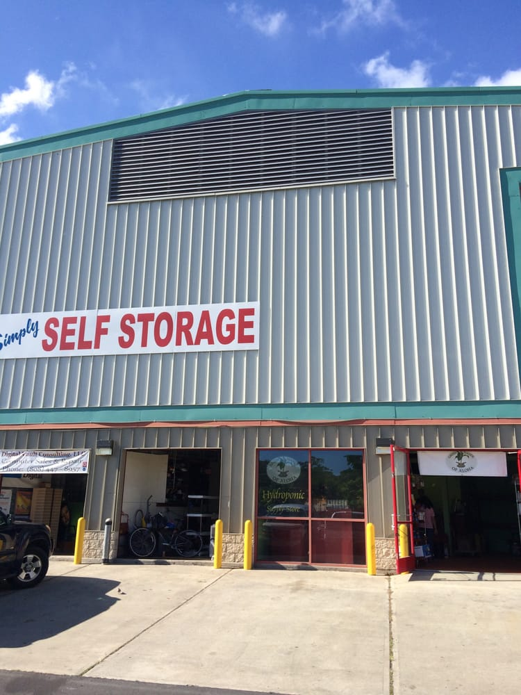 Located in the Simply Self Storage  Yelp