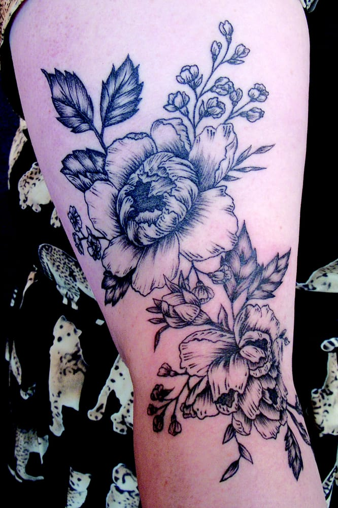 New rose tattoo 48 photos tattoo southeast portland for Best tattoo artists in the southeast