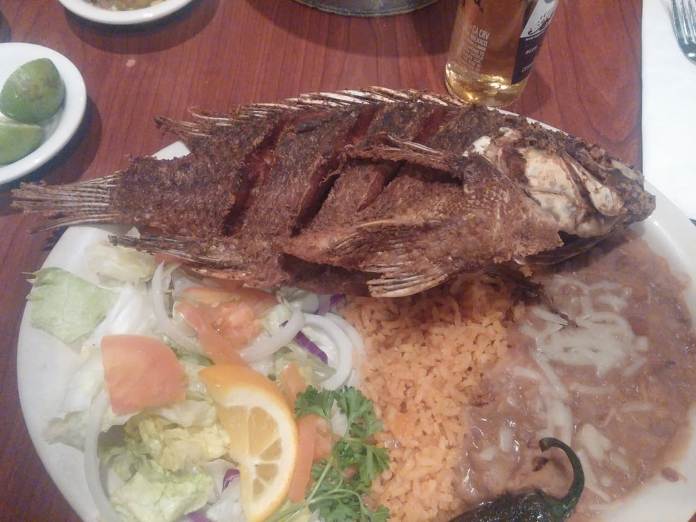 Wednesday special,buy 1 get 2nd one free mojarra frita plate. | Yelp