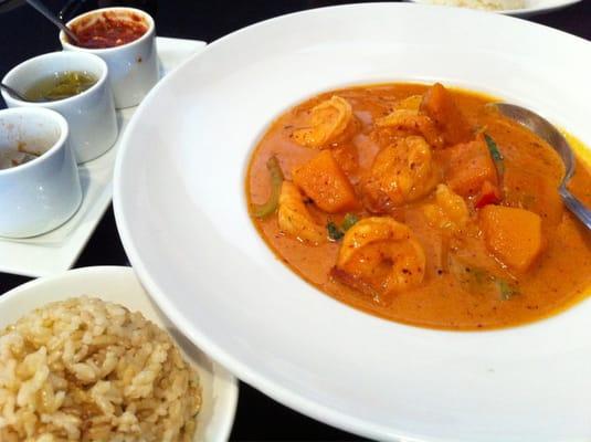 Pumpkin Shrimp Curry Recipes — Dishmaps