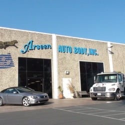 Arseen auto body body shops fairgrounds san jose ca for United motors san jose